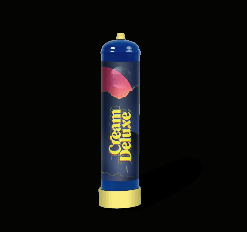Cargador de crema de lujo 580g