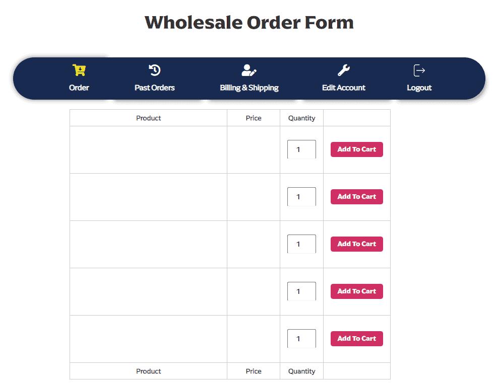 Notre page de vente pour grossistes de cartouche N2O Cream Deluxe